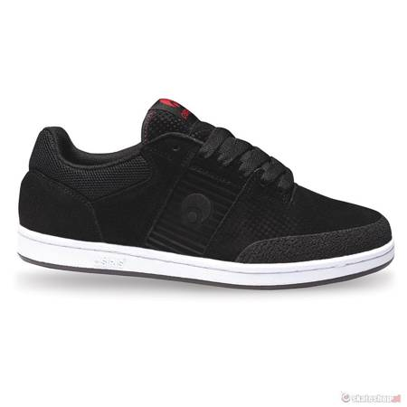 Buty OSIRIS Sleak (black/red/dpi)
