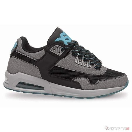 Buty OSIRIS Uprise (black/charcoal/teal)