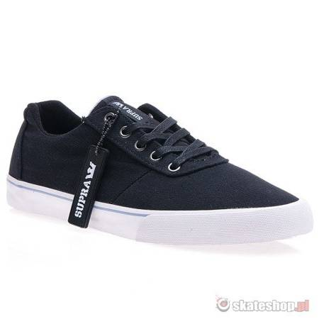 Buty SUPRA Cutter Low (black) czarne