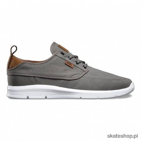 Buty VANS Brigata LITE + (brushed nickel/white)