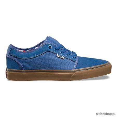 Buty VANS Chukka Low (blue/gum)