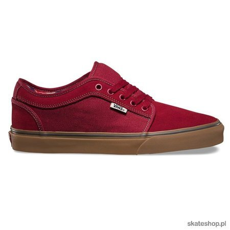 Buty VANS Chukka Low (labels/rhubarb/gum)