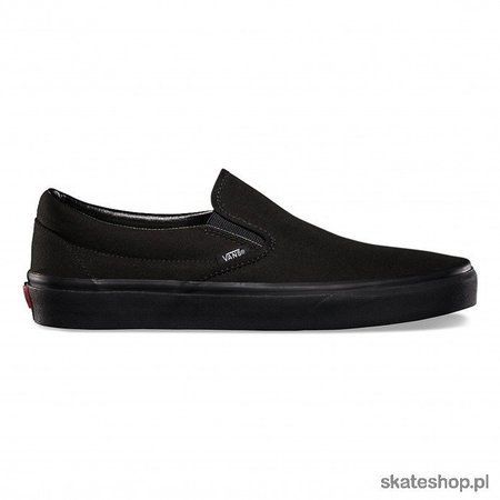 Buty VANS Slip-On LITE + (black/black)