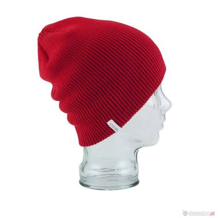 Czapka COAL The Frena Solid '14 (red) czerwona