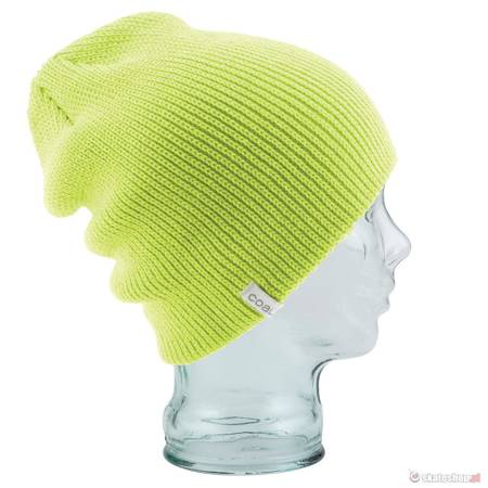 Czapka COAL The Frena Solid (fluorescent yellow)