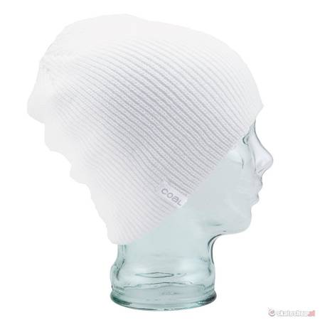 Czapka COAL The Frena Solid (white)