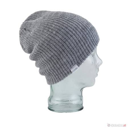 Czapka COAL The Hailey WMN (heather grey) szara