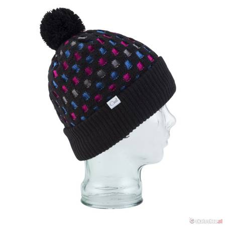 Czapka COAL The Jackie WMN (black) czarna