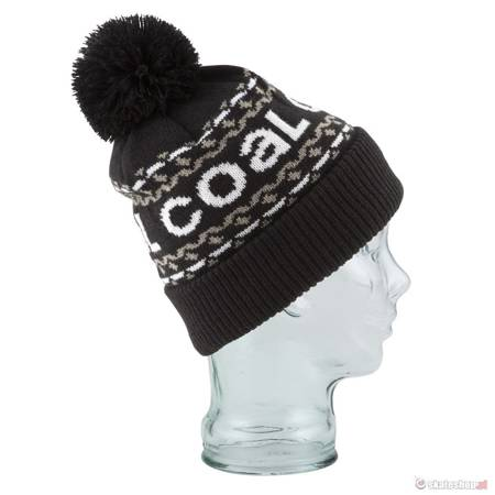 Czapka COAL The Kelso (black) czarna