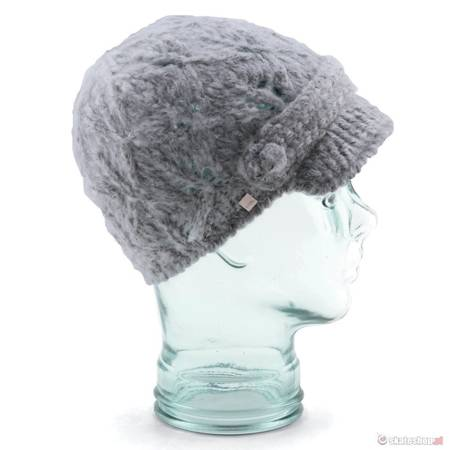 Czapka COAL The Madison WMN (heather grey) szara