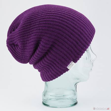 Czapka COAL The Super Slouch (purple)