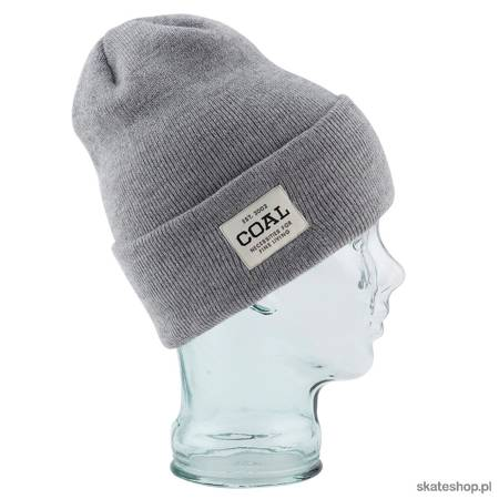 Czapka COAL The Uniform (heather grey)