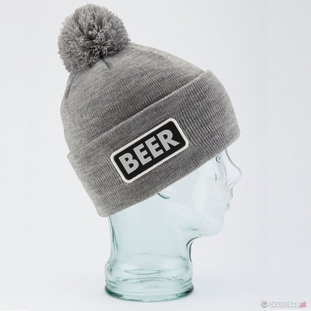 Czapka COAL The Vice 'Beer' (heather grey)
