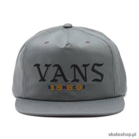 Czapka VANS Doil Unstructured (pewter)