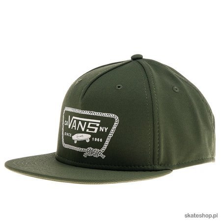 Czapka VANS Yardbrough Snapback (rifle green)