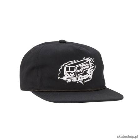 Czapka z daszkiem COAL The Abunai Crew SE (black)