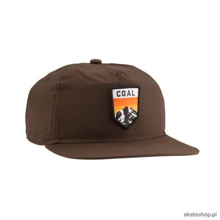 Czapka z daszkiem COAL The Summit (Brown)