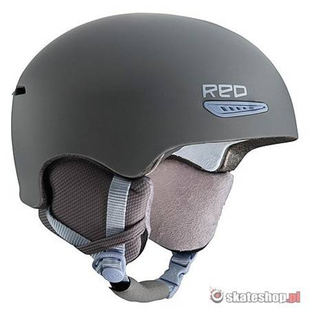 Kask R.E.D. Pure WMN (grey) szary