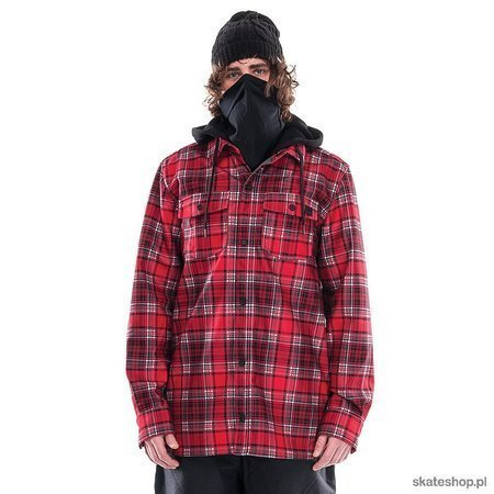 Kurtka VOLCOM Field Bonded (red)
