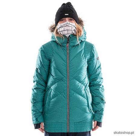 Kurtka snowboardowa RIDE Ravenna Down Insulated WMN (dark jade)