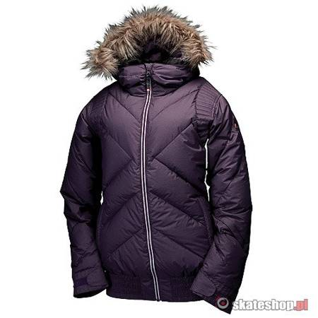 Kurtka snowboardowa RIDE Ravenna Down Insulated WMN (deep plum melange)
