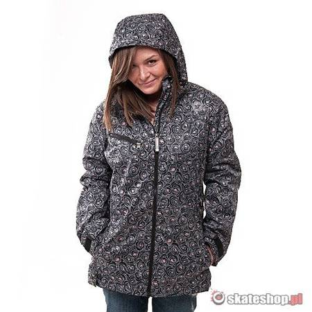 Kurtka snowboardowa SESSIONS Counteract V.Go WMN (black)