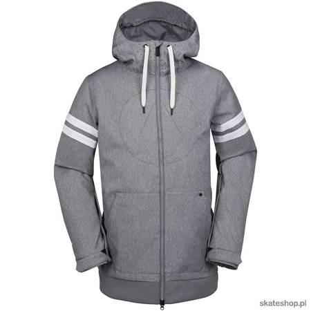 Kurtka snowboardowa VOLCOM Hal (heather grey)