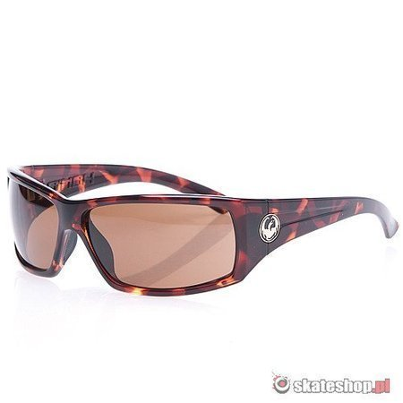 Okulary DRAGON Cinch (tortoise/bronze) brązowe
