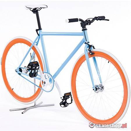 Rower DECADE Blue/Orange