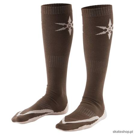 Skarpetki AIRBLASTER Ninja Socks (brown)