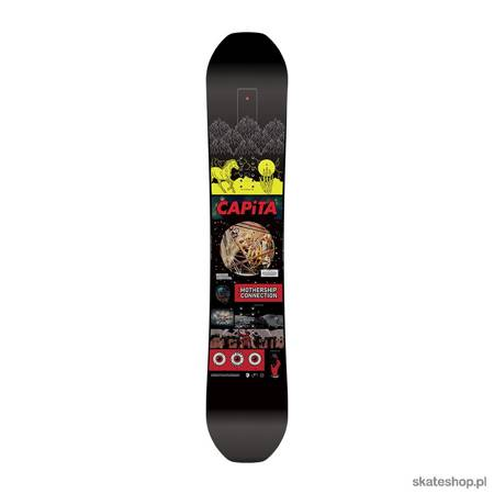 Snowboard CAPITA Indoor Survival 150