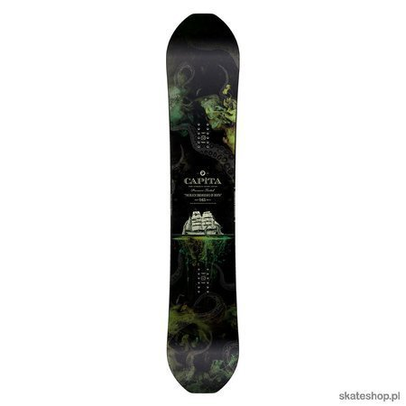 Snowboard CAPITA The Black Snowboard Of Death 165