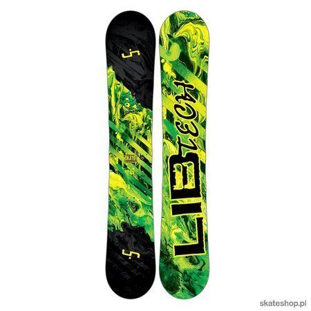 Snowboard LIB TECH SK8 BANANA 159 (yellow)