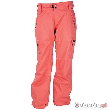 Spodnie snowboardowe RIDE Highland Insulated WMN (coral)