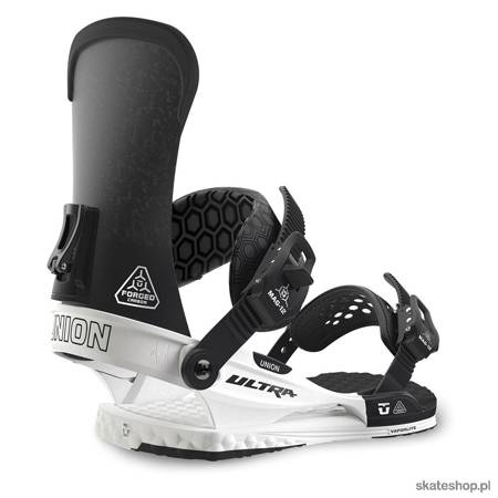 Wiązania UNION Ultra (white/black)