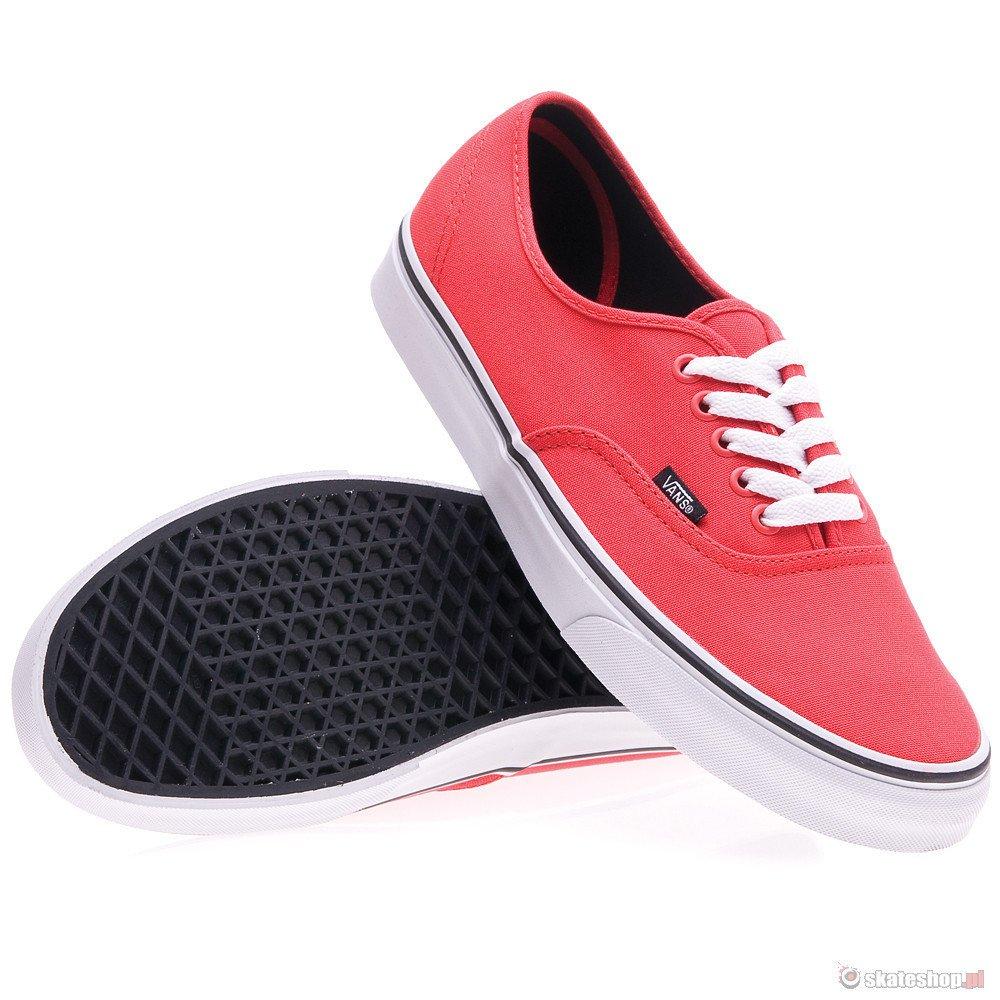Buty Vans Czerwone