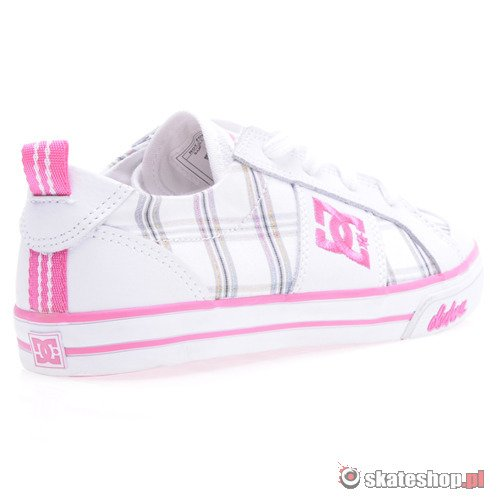 Buty DC Camille Option 2 (wht/pink) K59A39