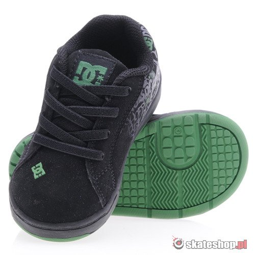 Buty DC Character (blk/green) K63A19