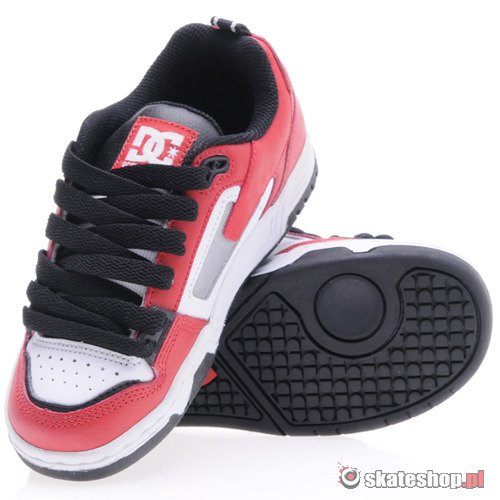 Buty DC Made (red/blk) K54A26