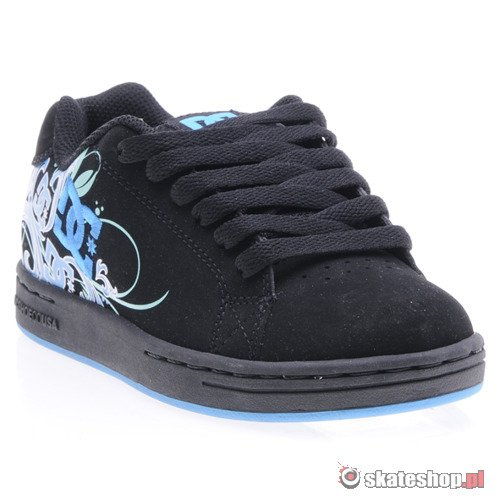 Buty DC Pixie Scroll (blk turbo) K51A24