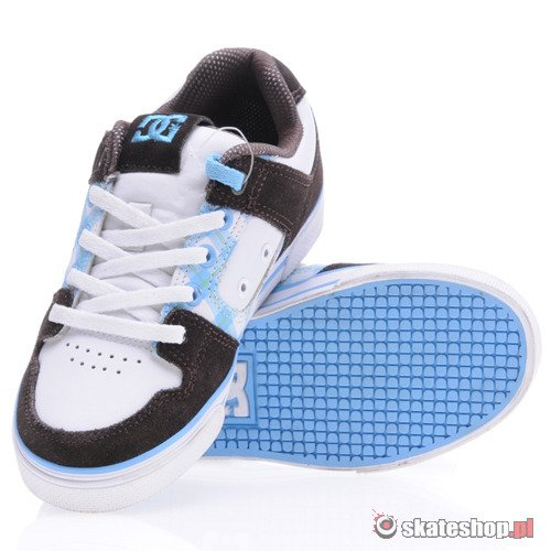 Buty DC Pure (oak/blue) K59A8