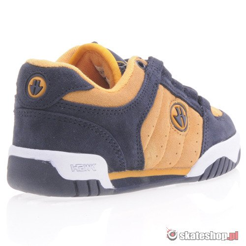 Buty HAWK Gram (navy/yellow) K65A25