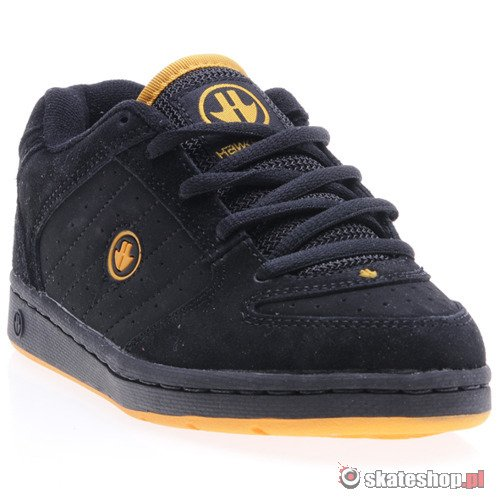 Buty HAWK Quantum (blk/yellow) K48A4