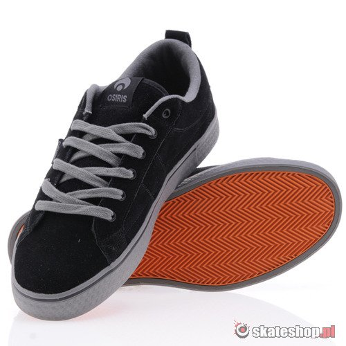 Buty OSIRIS 45 (blk/chr/orange) K67A18