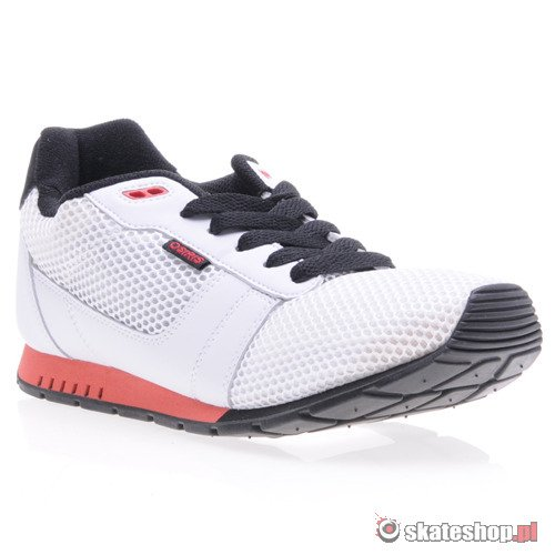 Buty OSIRIS Retron (wht/blk/red) K69A15