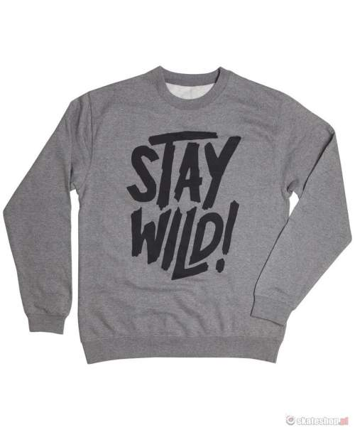 Bluza AIRBLASTER Stay Wild (gunmetal heather)