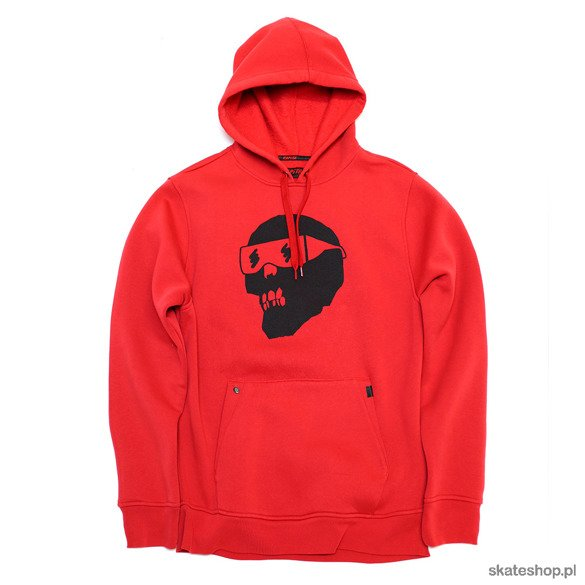 Bluza CAPITA Scotty's Hoodie (red)