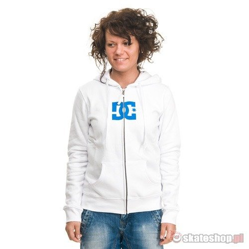 Bluza DC Tstar zip WMN (white/french blue) white