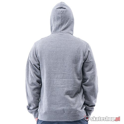 Bluza DVS Core '12 (heather grey) szara