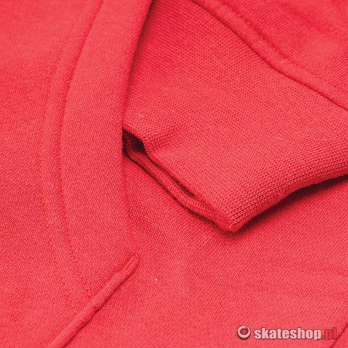 Bluza ELEMENT Smith ZH '12 (true red) czerwona